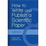 【预订】How to Write and Publish a Scientific Paper, 8th Editio
