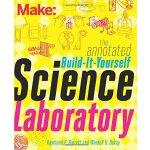 【预订】Make: The Annotated Build-It-Yourself Science Laborator