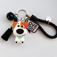 创意hello kitty猫钥匙链女款包包汽车挂件饰钥匙扣可爱礼物SN6039