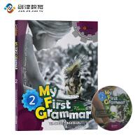 原版进口 语法专项第二版My First Grammar 2级别教师用书 少儿英语 初级语法