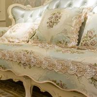 欧式沙发垫四季通用布艺高档奢华防滑北欧简约皮沙发坐垫套罩定做