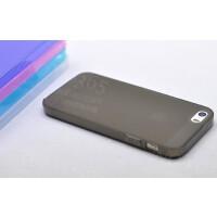 超薄防摔 保护套 iPhone 5 6 plus 硅胶 外壳 磨砂手感 带防尘塞