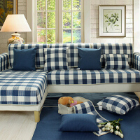 乐唯仕沙发垫套装四季纯棉布艺田园沙发巾123组合沙发沙发垫可定制真防滑欧式布艺