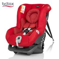 【当当自营】britax宝得适 头等舱白金版0-4岁双向婴儿汽车用儿童安全座椅 热情红