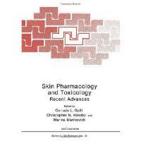 【预订】Skin Pharmacology and Toxicology: Recent Advances