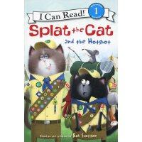 #Splat the Cat and the Hotshot啪嗒猫系列:啪嗒猫学射击
