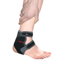 leiskon护踝 护脚踝 运动护踝 足球 篮球 扭伤韧带防护护踝