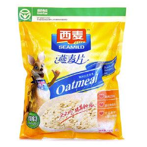 西麦 即食 燕麦片 700g 营养 免煮 早餐