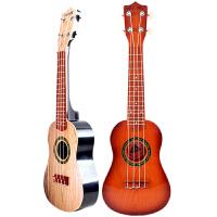 初学者琴宝宝尤克里里 儿童小吉他玩具可弹奏仿真乐器男女孩