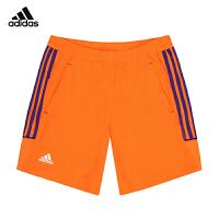 adidas阿迪达斯运动裤男款跑步训练健身短裤羽毛球服