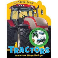 【预订】Tractors [With Sticker(s)]