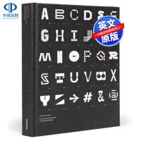 【深图】英文原版 TYPE FOR TYPE: Custom typeface solutions for modern