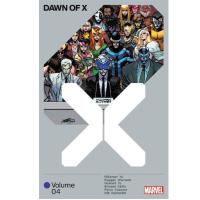 现货 漫威漫画 X战警的黎明4 英文原版 Dawn of X Vol 4 Jonathan Hickman 美漫 Mar
