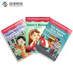 英文原版牛津自然拼读趣味绘本读物 Oxford Phonics World Reader Level 5级别 牛津儿童
