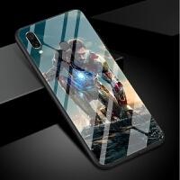 华为nova3手机壳美国队长nova3i漫威nova3e女nova2s男款青春版新玻璃nova2pl