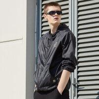 【1件4折到手价:55.6】美特斯邦威薄款外套男夏季新款迷彩印花夹克皮肤衣潮商场款