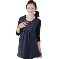 防辐射服 防辐射孕妇装防辐射服孕妇裙 韩版孕妇装8785