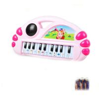 儿童电子琴音乐玩具宝宝早教小钢琴0-1-3岁婴儿男孩女孩2礼物