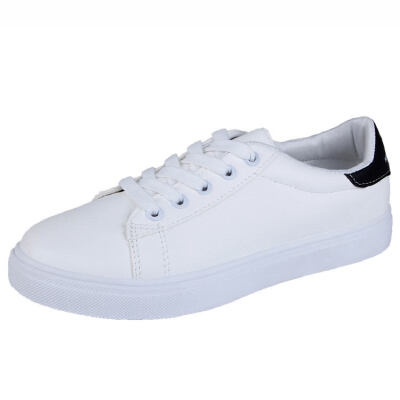 WARORWAR新品YM68-C09-1四季休闲鞋平底鞋舒适女士小白鞋