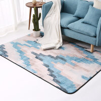 地毯客厅北欧现代简约卧室满铺茶几沙发房间床边地毯 家用长方形