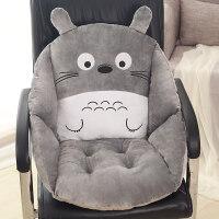 加大椅子坐垫靠垫一体办公室座垫椅垫学生屁股垫子电脑椅女宿舍冬 防滑-加大包围坐垫靠垫一体