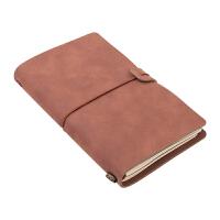 旅行日记本随身手帐本笔记本文具本子学生方格记事手账本