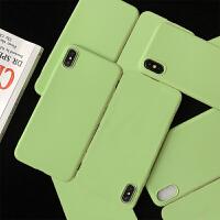 抹茶绿VIVOX23幻彩手机壳x21ia磨砂x21s软套x9s纯色x20plus女款x7 X7 X7s 抹茶绿 磨砂软