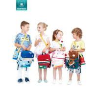杯具熊儿童幼儿园独角兽书包女孩小学生男宝宝3-8岁双肩恐龙背包