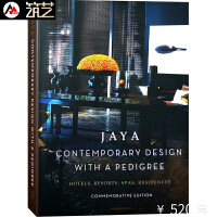 JAYA CONTEMPORARY DESIGN贾雅作品集新东南亚新中式风格度假村别墅会所室内设计书