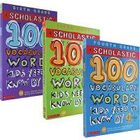 【4-6年级】100 Words Reading Workbook Vocabulary 小学生100个词汇练习 单词练习册 学乐出版社 英文原版绿山墙