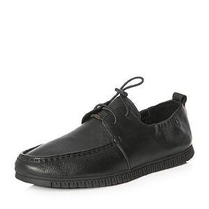 Belle/百丽2018春季新品专柜同款牛皮革男休闲鞋5PR01AM8