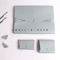 内胆包macbook苹果笔记本手拿信封包13.3寸电脑包可定制套装