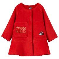 【2件3折到手价:134.7】美特斯邦威旗下moomoo童装女童外套新款冬装迪士尼卡通洋气中大儿童上衣