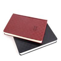 办公文具记事本商务笔记本复古创意工作本子 两款规格尺寸可选