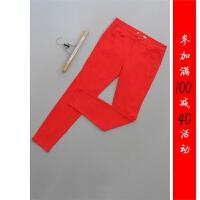 [35-101]新款女士裤子女裤休闲长裤子0.43