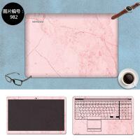 笔记本外壳贴膜联想昭阳K4450A i5/i7电脑炫彩保护贴膜14寸贴纸