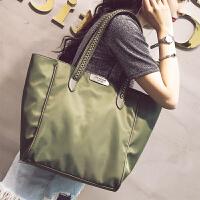 夏季新款包包简约托包百搭大包单肩包时尚女包手提包潮