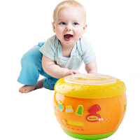 儿童早教益智电动充电版手拍鼓音乐玩具