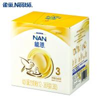 [当当自营]Nestle雀巢能恩3幼儿配方奶粉三联装 3*400g