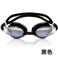 游泳眼镜高清防水防雾男女装备带度数专业近视泳镜