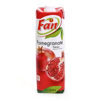 【中粮海外直采】Fan纯果芬石榴汁饮料1L(塞浦路斯进口 盒)