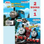 【预订】Thomas & Friends Spills & Thrills/No More Mr. Nice Engi