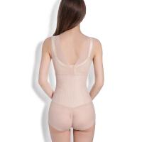 美体女薄款连体塑身衣收腹束腰束缚收腰燃脂提臀束身衣