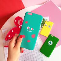 韩国原宿个性搞怪保护套卡通iphone5s/6/6plus苹果手机壳硬壳女