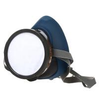 3M 口罩 防毒面罩 面具HF-52面罩套装 单罐硅胶防毒 套装
