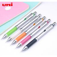 三菱笔自动铅笔M5-807GG自动铅笔0.5mm| 细笔杆时尚活动铅笔 学生铅笔
