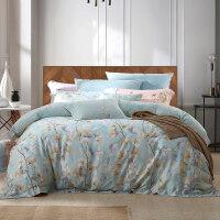 天丝四件套双面莱赛尔纤维1.8m床上用品40支被套床单