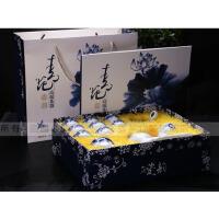 青花瓷全自动家用功夫茶具整套装陶瓷茶杯茶壶茶具套组