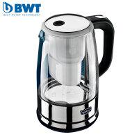倍世(BWT)拓璞DK270加热型电热水壶玻璃滤水壶净水杯1.2L 官方原装标配电热水壶 一壶一芯阻垢款