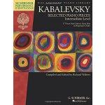 【预订】Dmitri Kabalevsky - Selected Piano Pieces: Intermediate